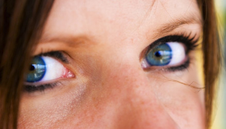 Eye floaters can seriously affect vision.