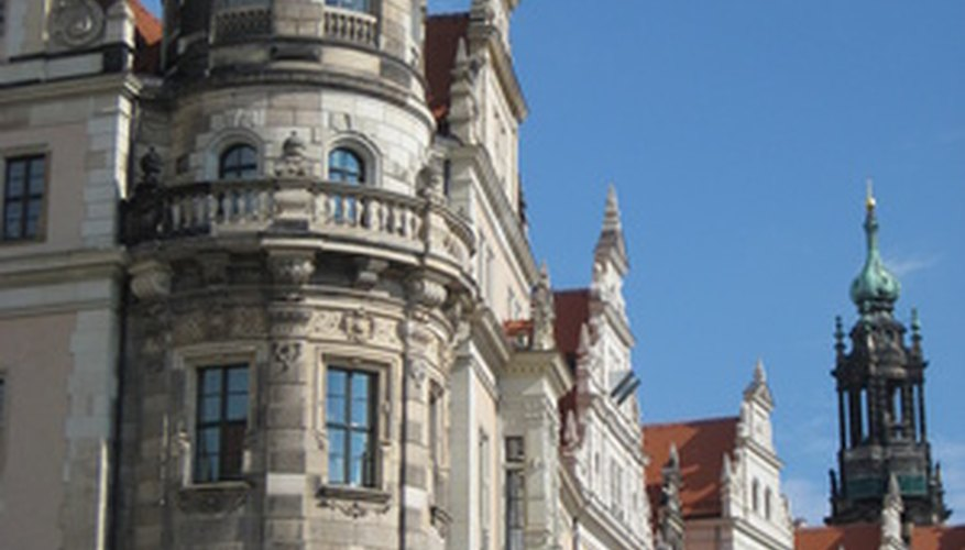 Dresden, Germany, was an important centre of the Romantic movement in the 19th century.