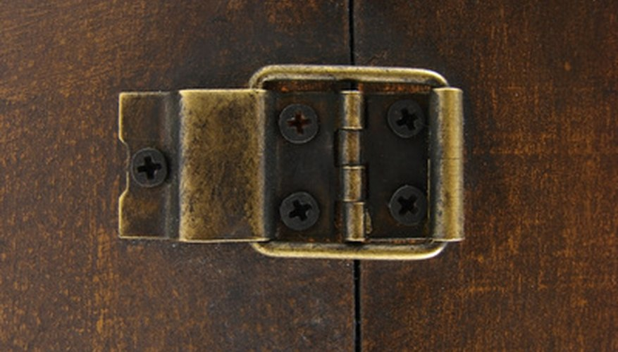 Friction is a type of resistance that occurs when pieces of the hinge mechanism rub together.