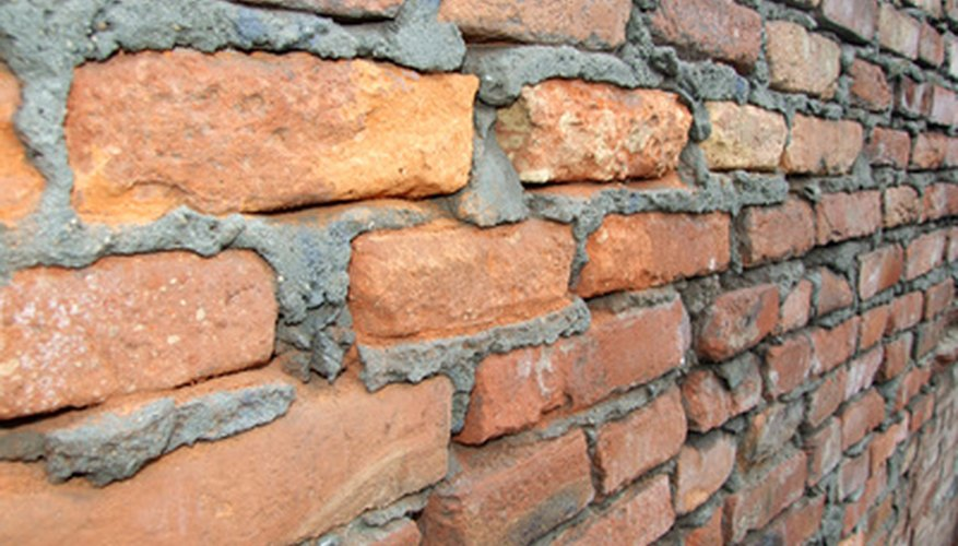 Remove Liquid Nails adhesive from brick