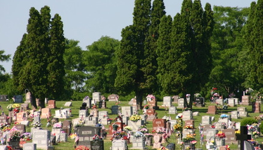 Some religious denominations provide a standard funeral liturgy for stillborn services.