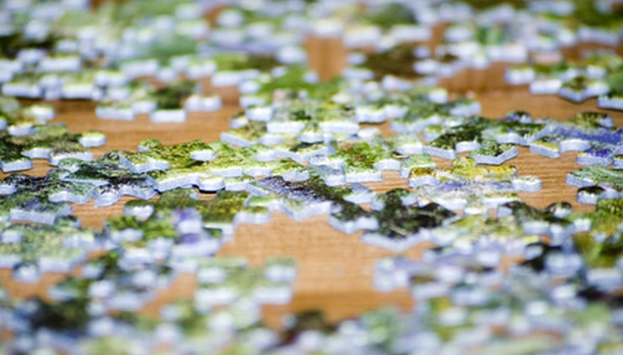 Turn your photo into a jigsaw puzzle.