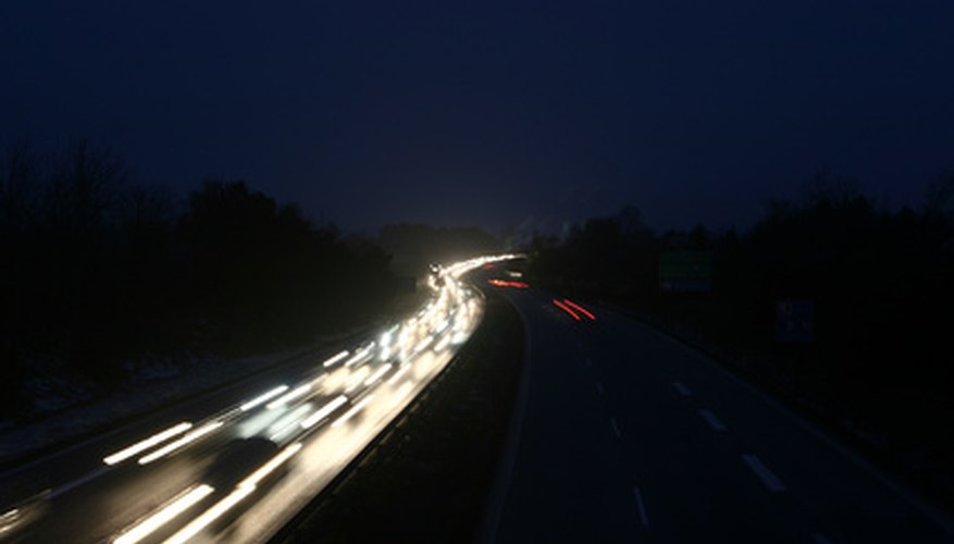 Adjusting your headlamps to a safe height will reduce the chances of impairing the vision of other drivers.