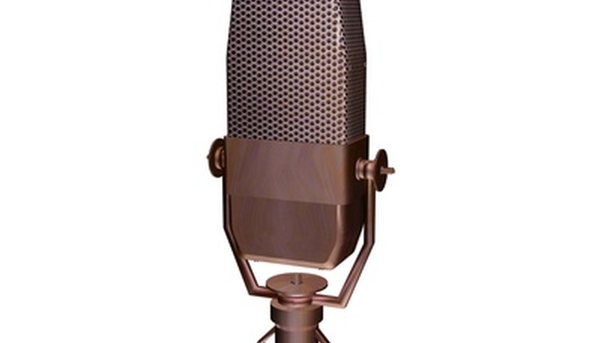 Advantages of a ribbon microphone.