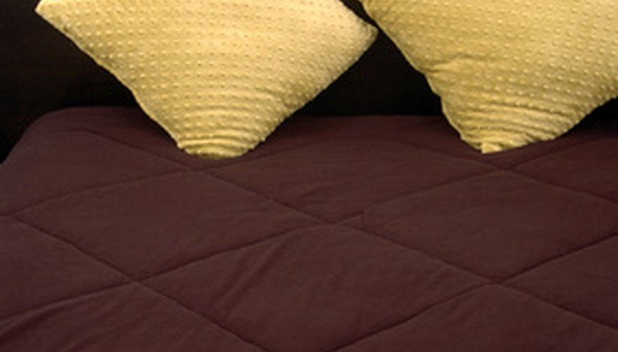 Mold and mildew can spread from pillows to other surfaces.
