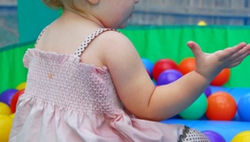 Baby walkers limit a baby's mobility, which can impede development.