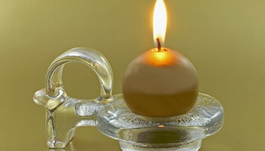 Candle scents can be pleasant or offensive