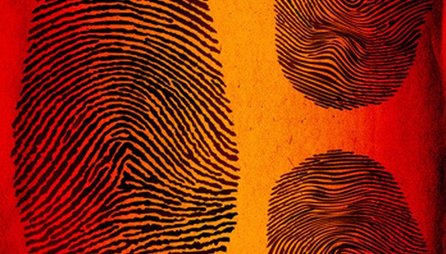 Prospective officers must be fingerprinted.