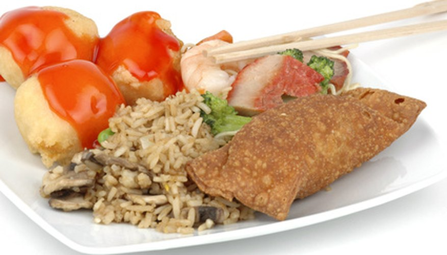 Chinese food represents one of the biggest Chinese influences on American culture