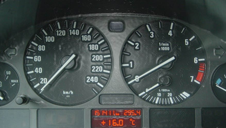Remove the dashboard from your Ford Fusion to have it repaired.