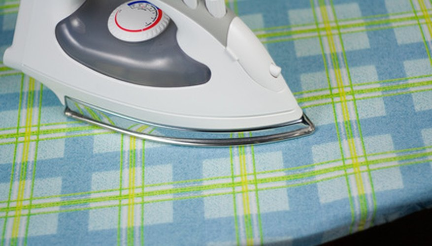 If you barely ever iron, you probably don't need an ironing board.