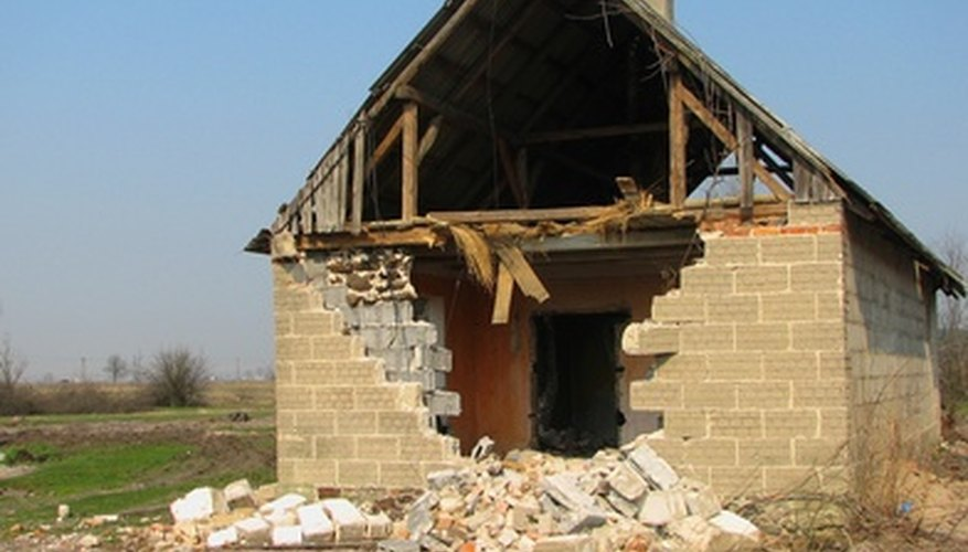 Students can study building design as part of an earthquake project.