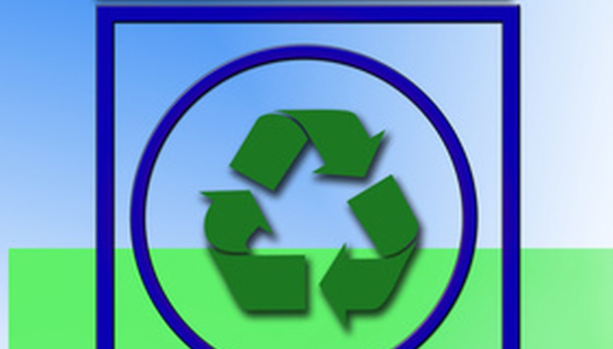 Get a recycling bin for free.