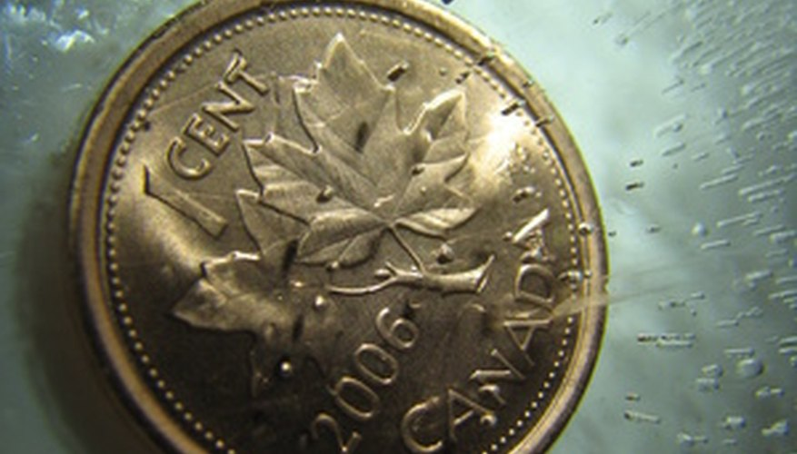 Painting coins is a great hobby for coin collectors and small object painters.