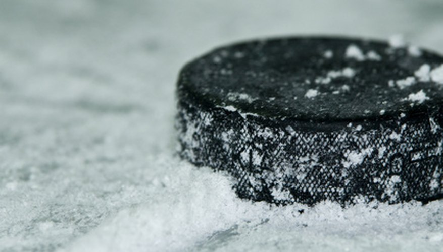 A hockey puck will have a different shape factor than a box made of the same material and with the same volume.