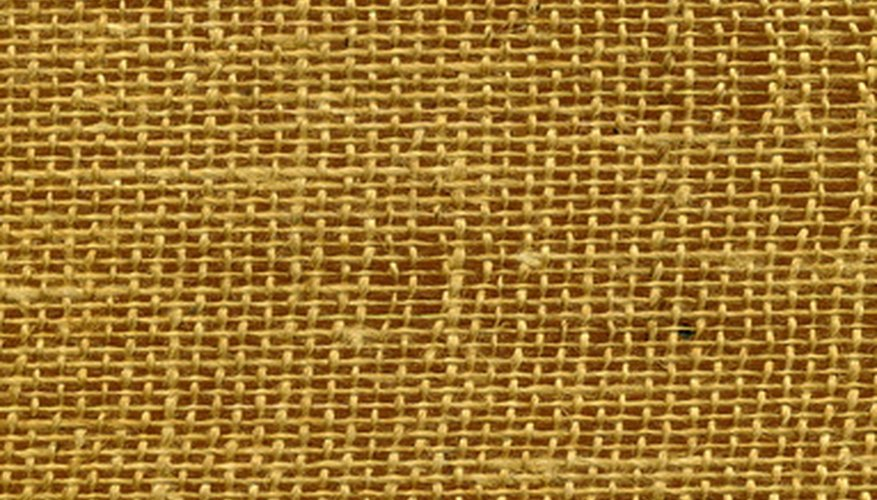 Jute rugs are naturally durable.