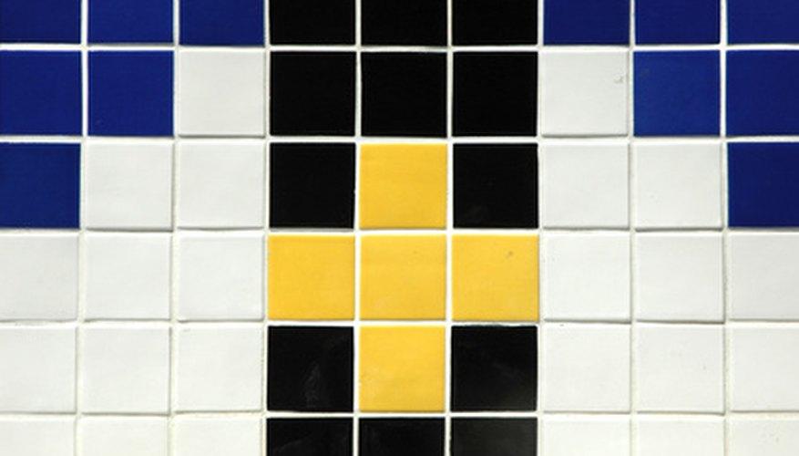 Keep tiles clean.