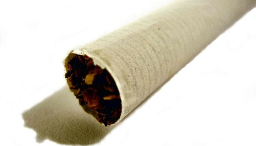 The tobacco used in most hand-rolled cigarettes contains less toxins than pre-rolled cigarettes.