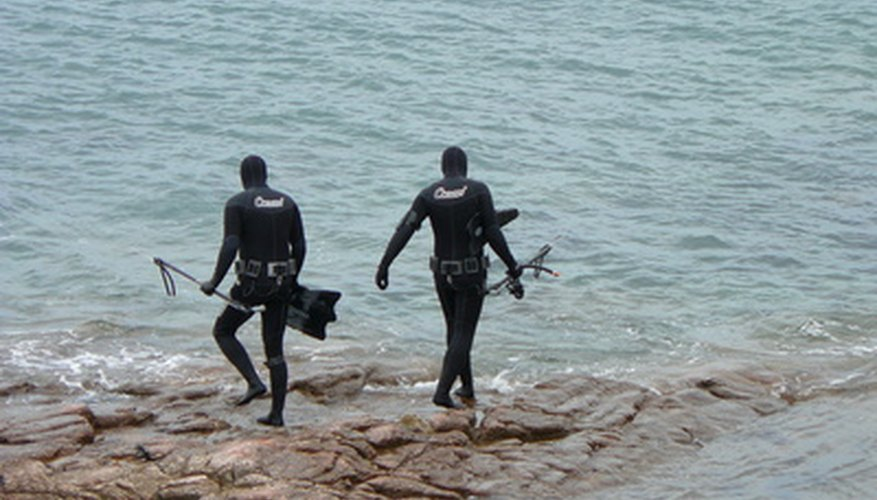 Store your wet suit properly to avoid wrinkles.