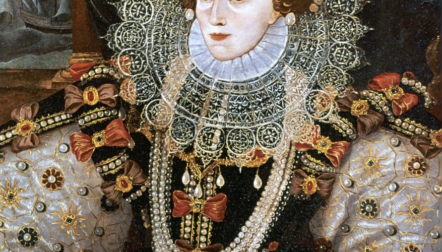 The reign of Elizabeth I saw a solidification of Anglican principles, but also continued religious strife.