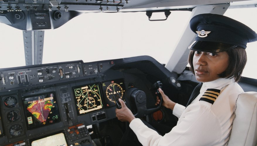 There are college courses aspiring pilots can take to increase their knowledge.