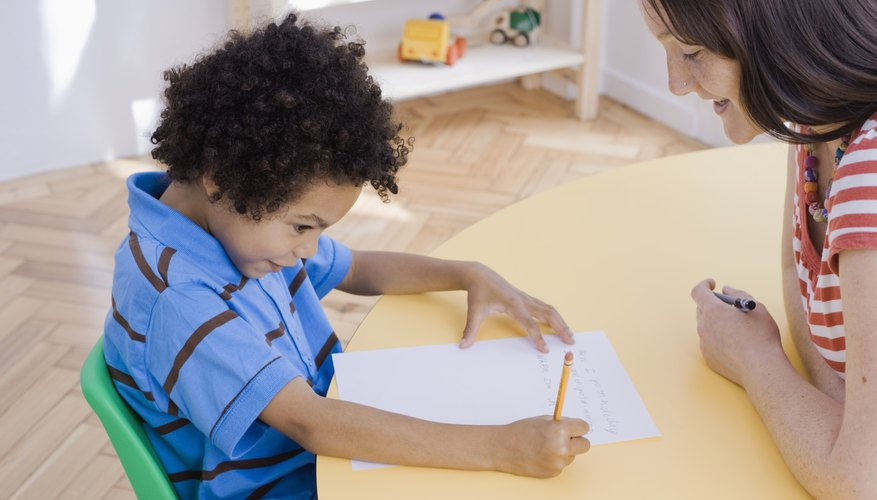 Individualized instruction is the focus of a special school.