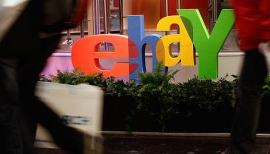 You can buy or sell almost anything that's legal on eBay.