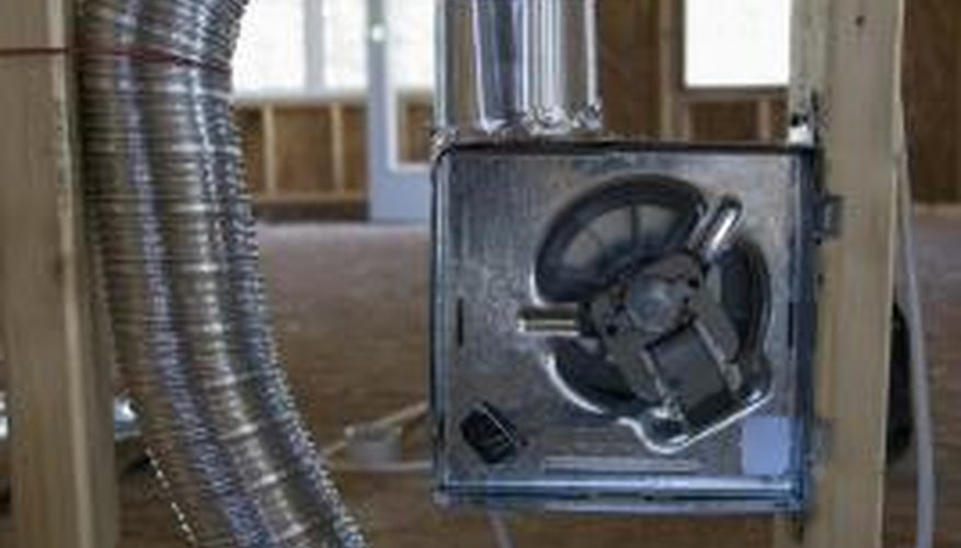 Vertical riser ducts and pipes are normally concealed from view in construction.