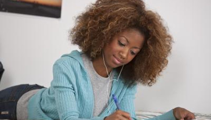 Reaction and reflection papers both contain a student's feelings about a topic.