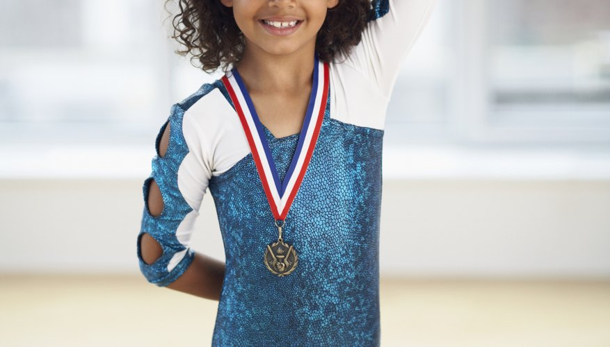 Equipment or accessories are ideal gifts for the young gymnast in your life.