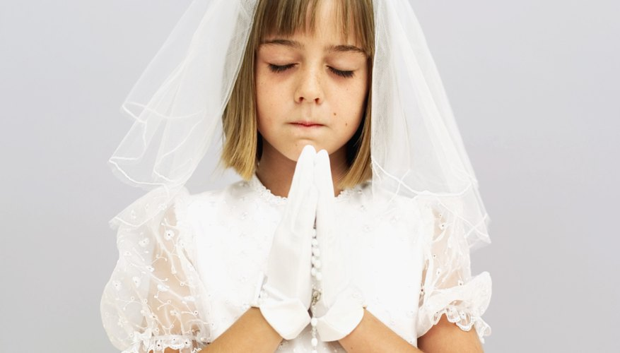 First Communion is the sacrament by which the church militant unites with Christ.