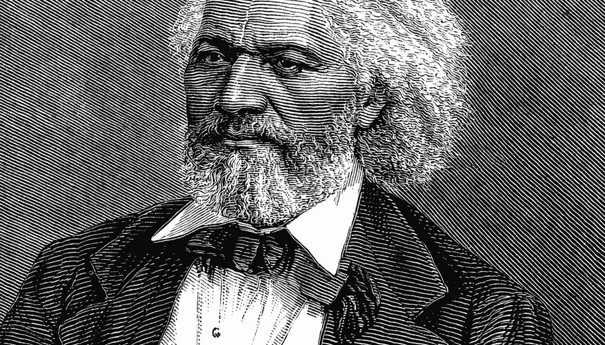 Frederick Douglass believed the Constitution was an anti-slavery document.