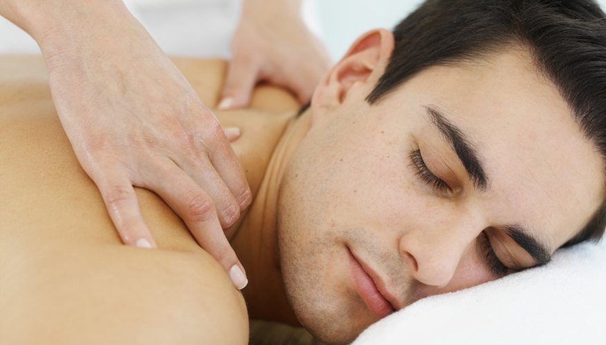 Discuss any concerns with your massage therapist.