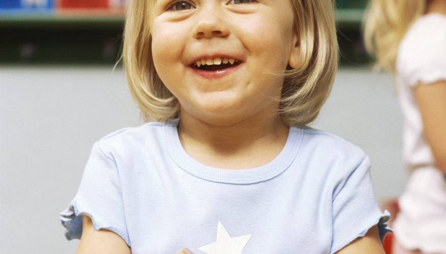 Preschoolers with special needs require curriculums with a special focus on adaptive behaviors and skills.