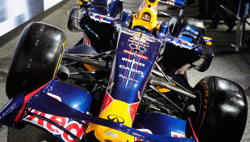 Formula One mechanics play a key role in Grand Prix racing.