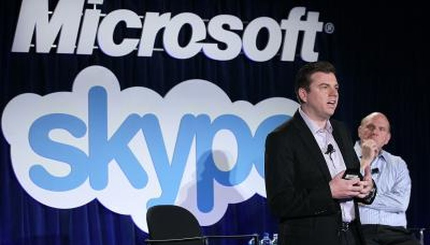 Microsoft purchased Skype in 2011.