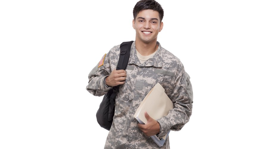 Leaving the service with an honorable discharge can open new doors.