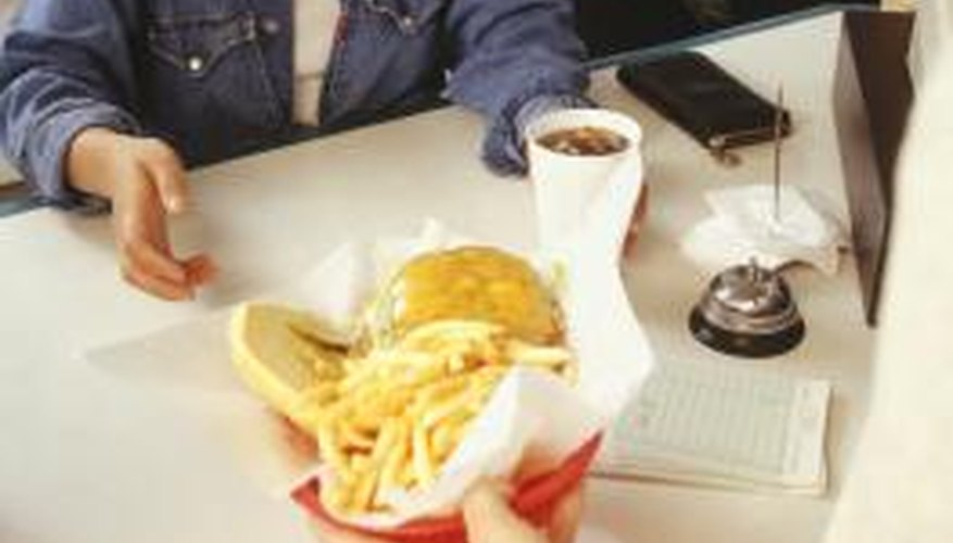 The spread of fast-food outlets is an example of cultural diffusion.