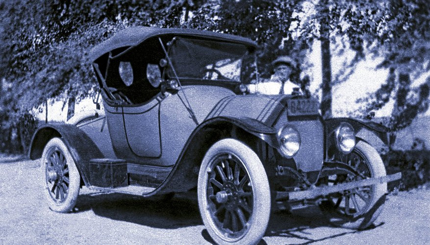 One of Henry Ford's first automobiles was powered by ethanol.