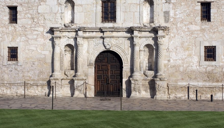 The Alamo stands as a symbol of Texas' resolve to fight off coercion.