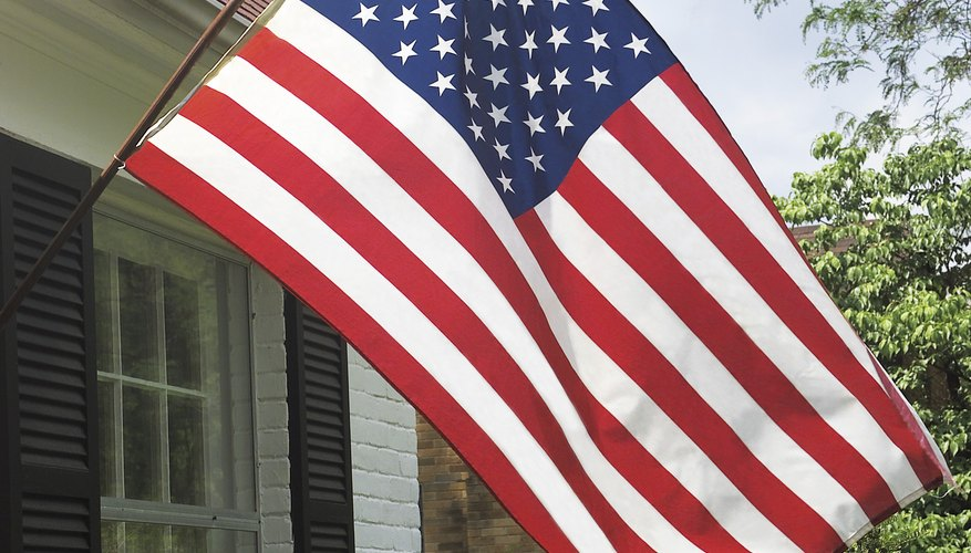The U.S. Flag Code can help you decide how to properly honor your flag.