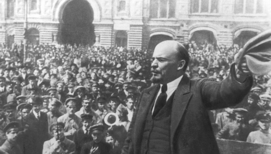 Lenin's Soviet Union was officially atheist.