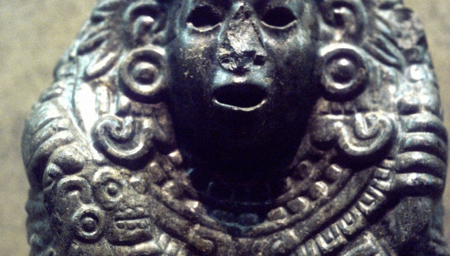 According to tradition, the Aztec god of agriculture brought the cacao plant down from paradise.