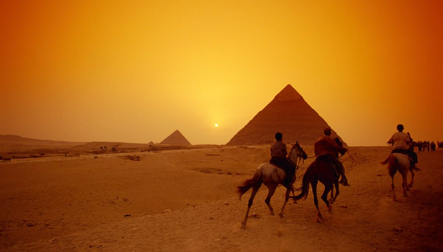 Khufu's tomb is now protected by the Egyptian government.