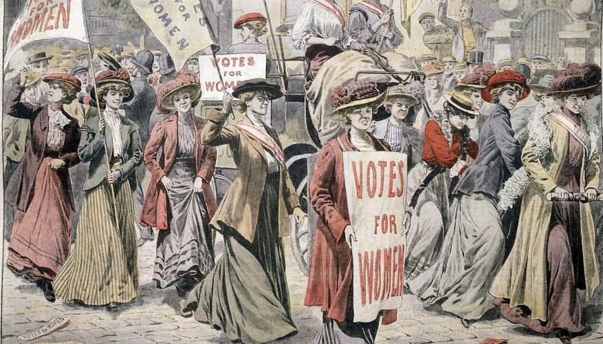 British women have held the same voting rights as men since 1928.