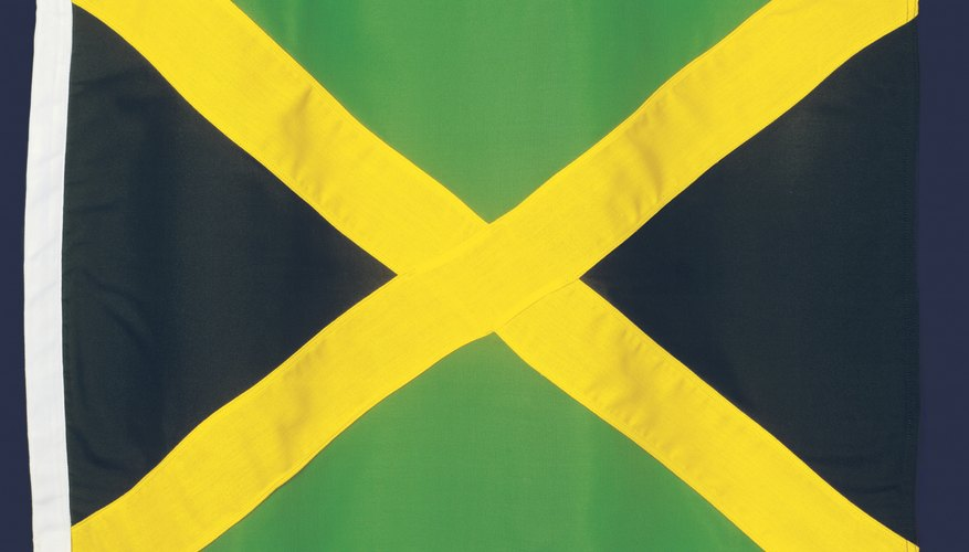 Jamaican law is based on British law.