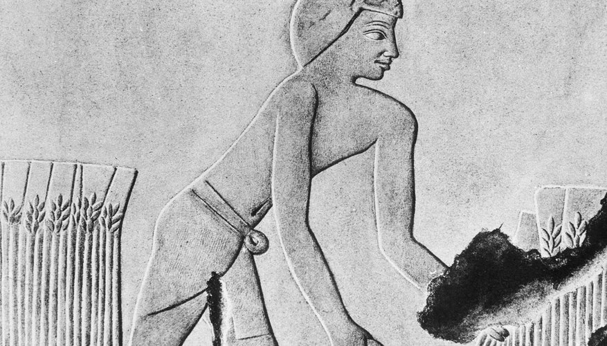 Unlike the ancient Egyptians, first-century Jews left behind no visual clues of their dress.