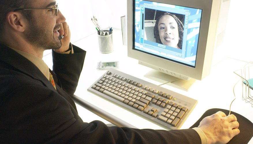 Skype plays a critical role in the video chat sector.