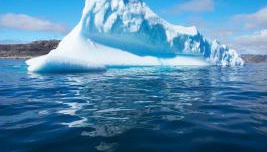 The Titanic struck an iceberg south of Newfoundland, Canada.