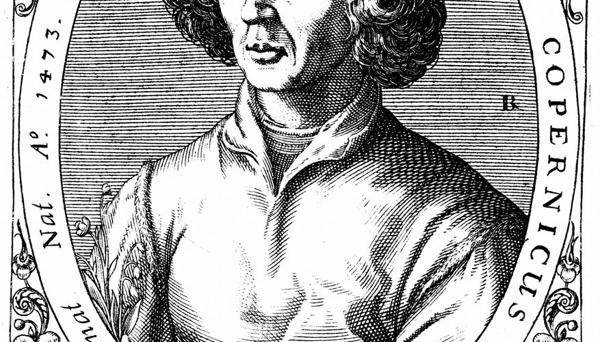 Copernicus, the father of modern astronomy, is a hero in Poland.